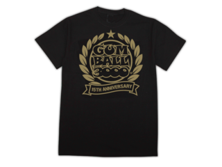 2013 15th Anniversary Tour T-Shirt
