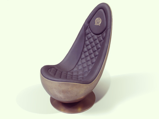 The Gumball Lounge Chair