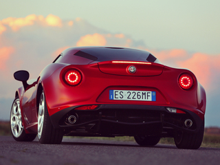 The All-New Alfa Romeo 4C