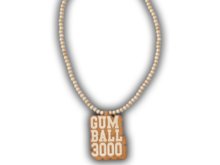 Good Wood Necklace