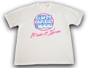 2014 16th Anniversary Tour T-Shirt