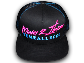 2014 16th Anniversary Tour Cap