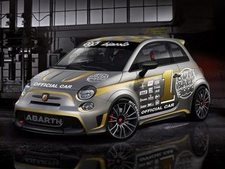 """The smallest super car"" is the official car of Gumball 3000 2014"