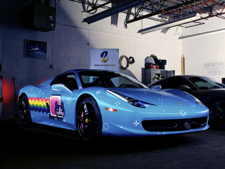 deadmau5 to Sell Purrari 458
