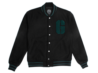 Big G Letterman Jacket