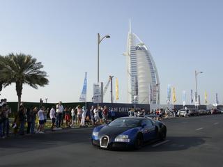 Gumball Takes Dubai