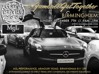 Gumball is coming to Birmingham