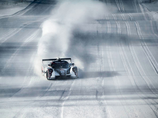 Snow Drifting with Jon Olsson