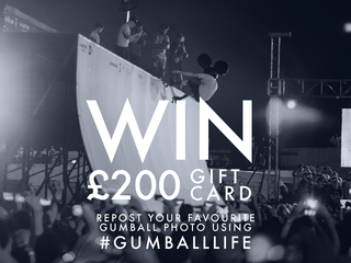 Win Big With Gumball 3000!