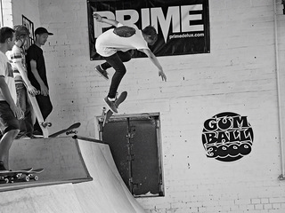 Video: Gumball 3000 Presents Prime Skatepark Mini King Contest